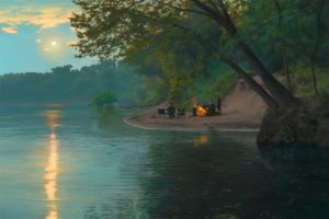 """River Art Project"" benefits HVA & Riverkeeper"