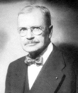 HVA founder, Charles Downing Lay.