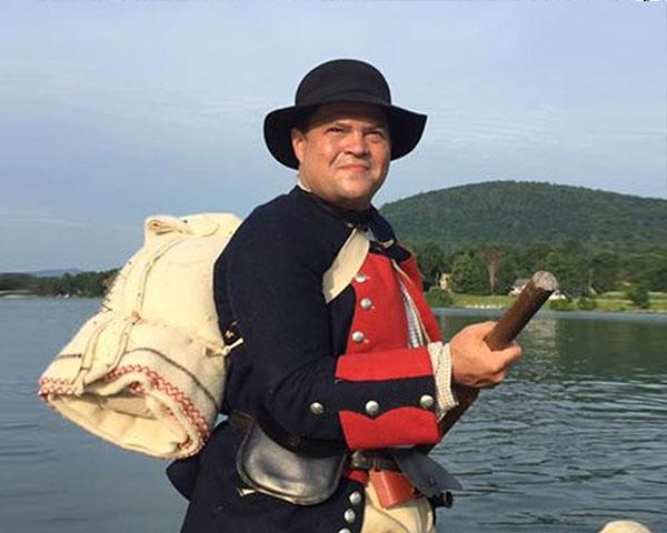 Tim Abbott : Regional Conservation and Greenprint Director