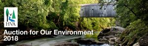 Join us for HVA's Auction for Our Environment – November 18th in Washington Depot