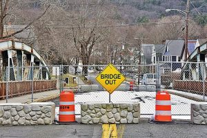 Cottage Street bridge fix could be years away