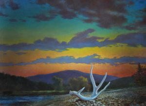 Stockbridge: River Art Project 3 opening reception